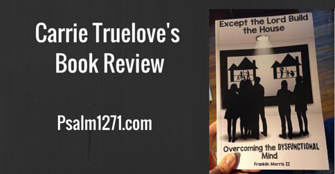 Carrie Truelove's Book Review