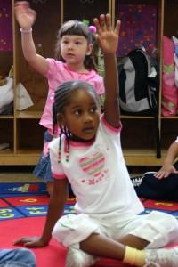 girl hand raised 639x958