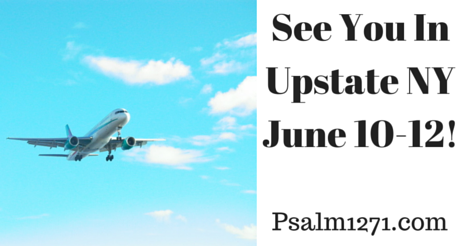 See You In Upstate NY, June 10-12!